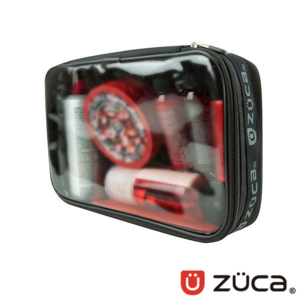 ZUCA 專業收納袋『大』 ZAP-L『灰』收納袋|盥洗包|化妝包|旅行摺收袋 |旅遊