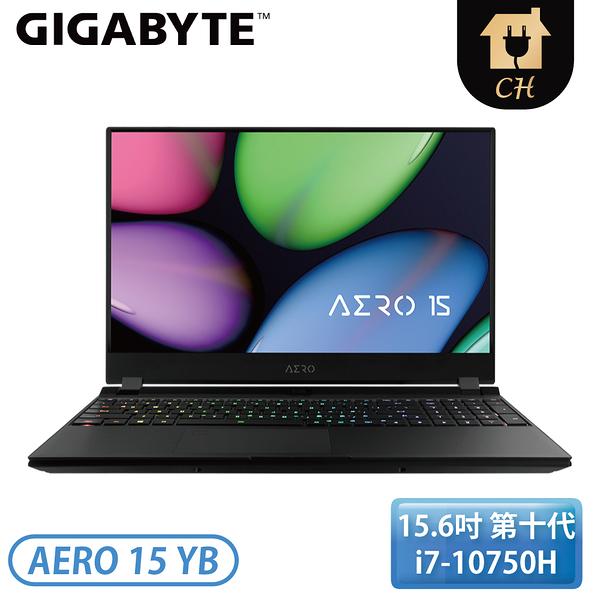 [GIGABYTE 技嘉]15.6吋 高階跨界電競筆電-黑 AERO 15 YB