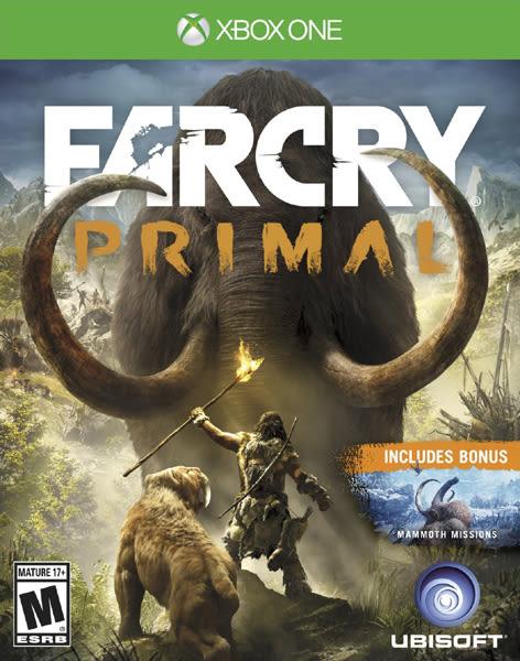 X1 Far Cry Primal 極地戰嚎:野蠻紀源(美版代購)