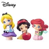 【日本正版】#Sweetiny petit 迪士尼公主 公仔 模型 Q posket 萬普 163230 163247 163254