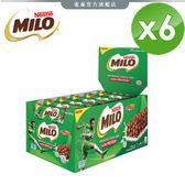 【雀巢】美祿穀物棒24入X6盒 / 平均一個$18