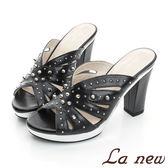 【La new outlet】淑女涼鞋 拖鞋-女220080134