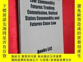 二手書博民逛書店Commodity罕見and Futures Law:Commo