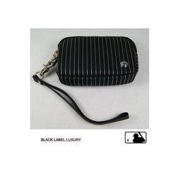 Backbager 背包族【MLB 美國大聯盟 洋基】零錢包/相機包/收納包-黑色