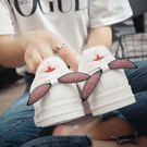 秋季小白鞋夏季女新款百搭韓版學生平底白鞋秋天皮面女生潮流 聖誕歡樂購免運