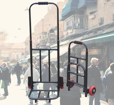 摺疊便攜手拉購物車
