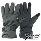 【 PolarStar 】男防水保暖觸控手套『黑』P18611 可觸控手套.防風手套.保暖手套.防滑手套.刷毛手套