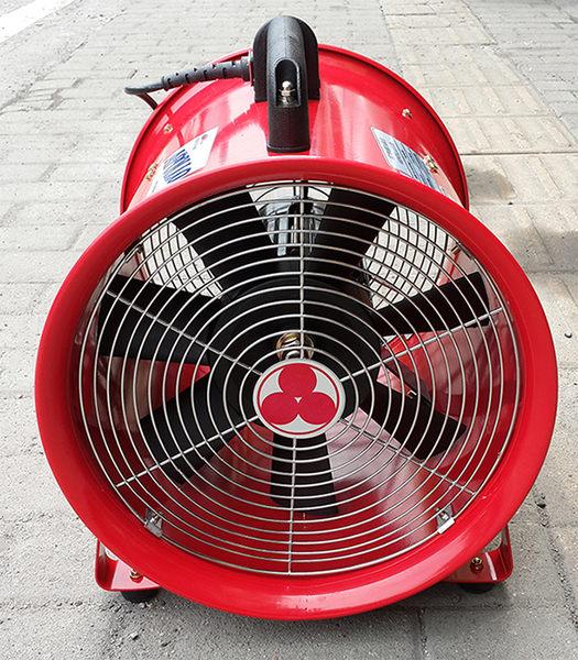 抽排風機8英吋(200mm)*附5米管子*1條 SD-S20*110V 抽風機 排風機 吸風機 送風機 下水道工程 營造工程