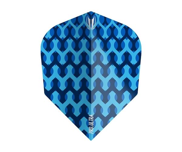 【TARGET】FABRIC PRO.Ultra Blue TEN-X 335260 鏢翼 DARTS
