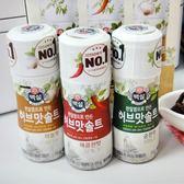 韓國CJ 香料胡椒海鹽 胡椒粉 調味粉- 原味/辣味/大蒜  共三種口味  韓國知名大品牌