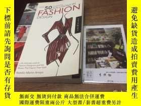二手書博民逛書店英文原版罕見1 Brief , 50 designers , 5