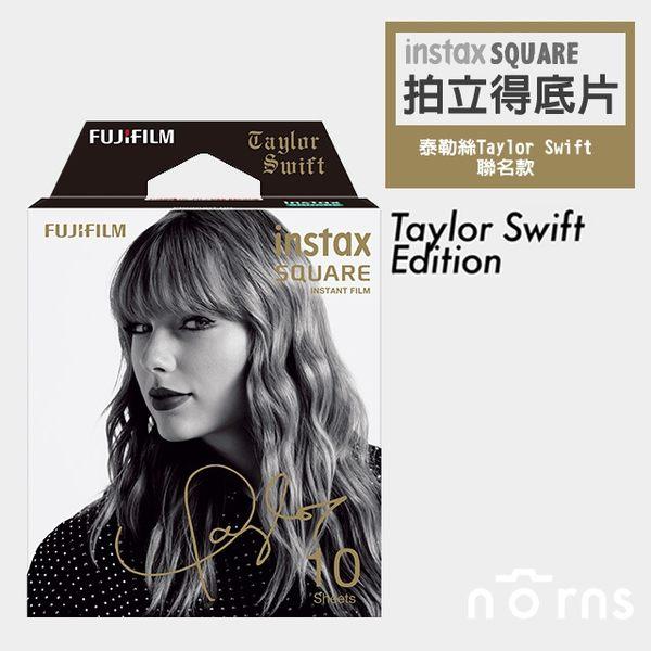 【SQ6拍立得底片 泰勒絲Taylor Swift聯名款】Norns 限量特別版 親筆簽名 富士SQUARE 方形相紙