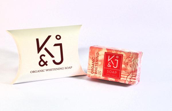 德國進口~通過Dermatest認證ⓇKC&JOVI 女仕潤膚手工有機皂