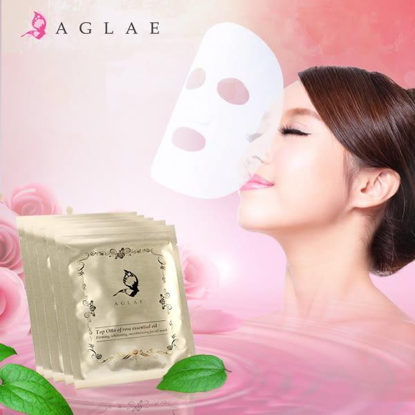 大馬士革(奧圖)玫瑰嫩白保濕面膜