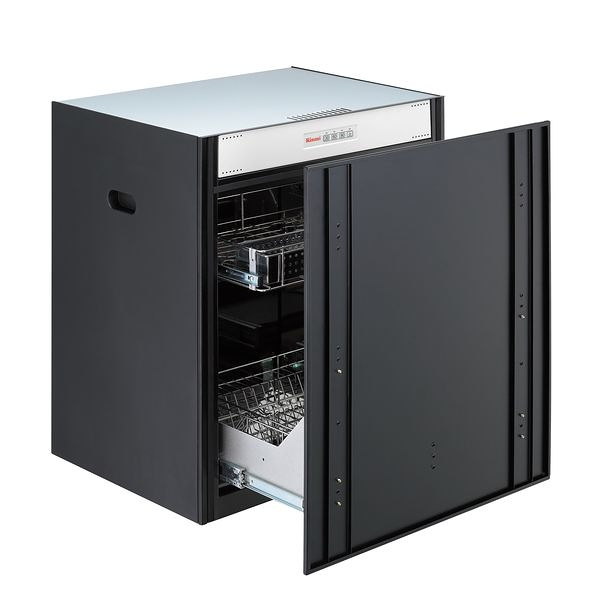 (全省原廠安裝)林內烘碗機 嵌門式烘碗機 RKD-6035S 臭氧殺菌烘碗機 60公分烘碗機