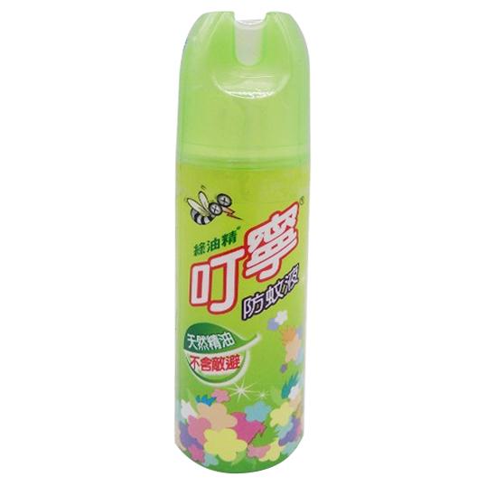 叮寧防蚊液120ml(不含敵避DEET、樟腦油)【合康連鎖藥局】