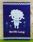 【震撼精品百貨】Cutie Lamy~筆記本~藍【共1款】
