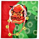 獅子舞 和風門簾 屏風 手巾 日式 輕鬆...