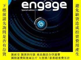 二手書博民逛書店【罕見】2014年出版 Engage Special Editi