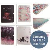 三星 Galaxy Tab 4 10.1 / T530 / T531 TPU 彩繪套 平板套 平板殼 保護套 可愛 卡通 殼