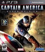 PS3 Captain America: Super Soldier 美國隊長:超級士兵(美版代購)