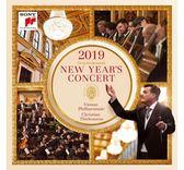 2019維也納新年音樂會 克里斯提安‧提勒曼&維也納愛樂 雙CD 免運 (購潮8)