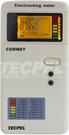 泰菱電子◆高低雙頻電磁波測試器ED-25G TECPEL