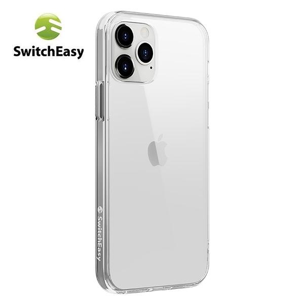 SwitchEasy Crush iPhone12 Pro Max 6.7吋 透明吸震防摔保護殼