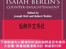 二手書博民逛書店【罕見】Isaiah Berlin s Counter-enlightenmentY27248 Isaiah
