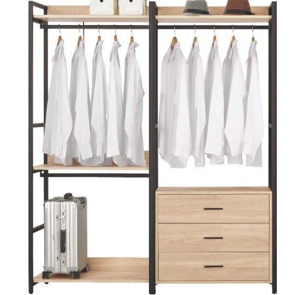 衣櫃 衣櫥 MK-072-5 艾麗斯5.2尺組合衣櫥 【大眾家居舘】