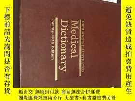 二手書博民逛書店medical罕見dictionary twenty-sixth
