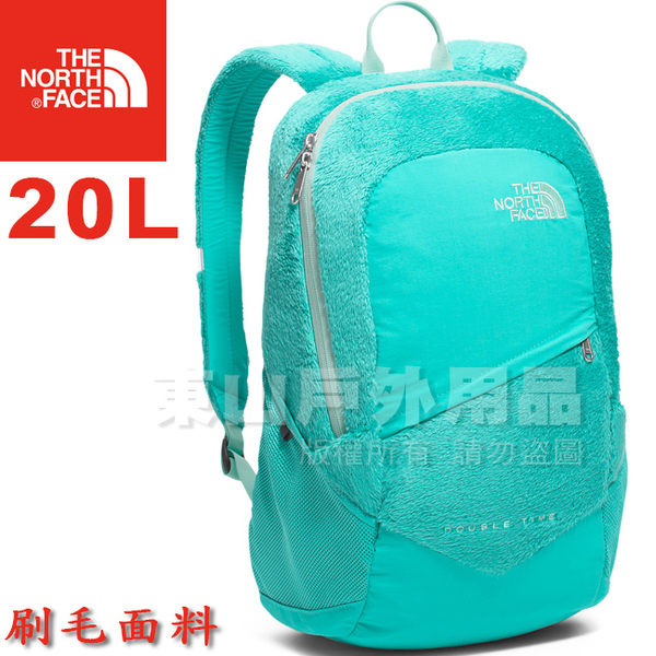 The North Face 2RE1-LGU藍綠/淡蔥綠 949 TNF 20L 多功能背包