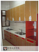 【歐雅 系統家具 】結晶鋼烤門  LG人造石檯面 冰箱櫃