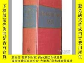 二手書博民逛書店The罕見Battle for Asia by Edgar Sn