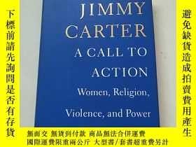 二手書博民逛書店A罕見Call to Action: Women, Religi