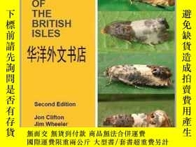 二手書博民逛書店【罕見】 Bird-Dropping Tortrix Moths of the British Isles: A