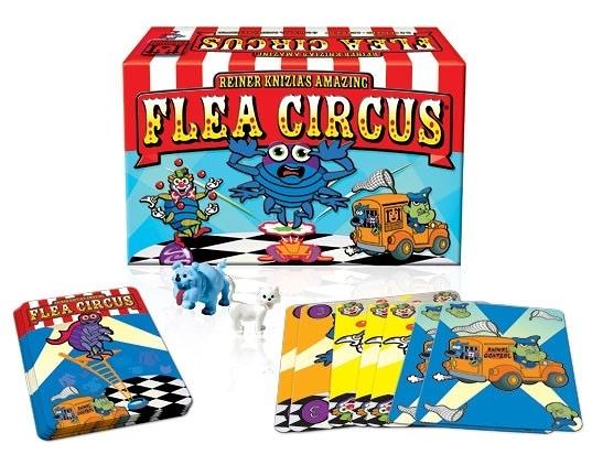 【R&R GAMES】Flea Circus 跳蚤馬戲團