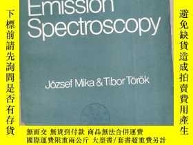 二手書博民逛書店analytical罕見emission spectroscopy(P2263)Y173412