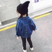 女童牛仔外套秋裝2020新品兒童1夏季裝2洋氣3韓版5歲女寶寶開衫上衣