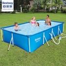 Bestway支架游泳池家用兒童大人家庭泳池小孩加厚大型養魚池戶外 璐璐生活館