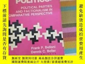 二手書博民逛書店Faction罕見Politics: Political Par