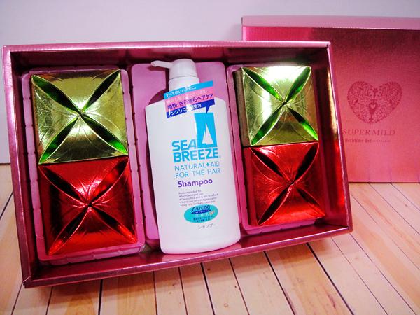 SHISEIDO資生堂禮盒 SEABREEZE 喝茶禮盒 結婚用品【皇家結婚用品百貨】