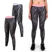 NIKE 女彈力長褲 (慢跑 路跑 健身 有氧 瑜珈 免運 ≡排汗專家≡