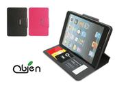 【A Shop】 Obien歐品漾 iPad Mini3/Mini2 書本式可站立防震保護套 共2色