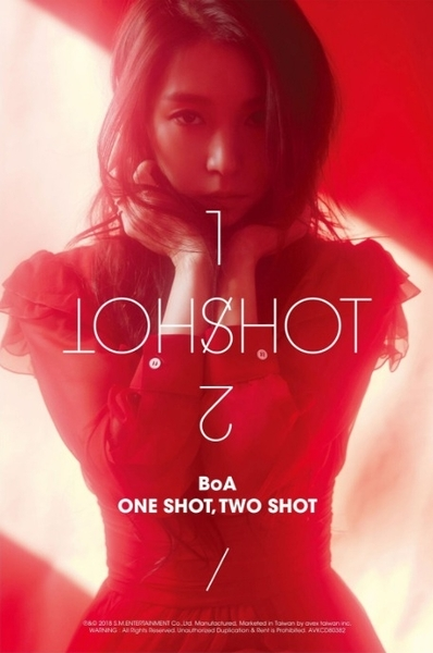 BoA ONE SHOT, TWO SHOT CD 首張迷你專輯 免運 (購潮8)