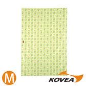 KOVEA TC防水桌巾M-綠紋 戶外 露營 野炊 KR8CK0102