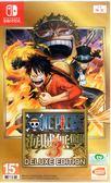 【玩樂小熊】現貨中  Switch遊戲 NS 航海王 海賊無雙 3 豪華版 One Piece 中文版