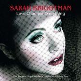 莎拉布萊曼 愛的禮讚 CD 2018女神典藏絕版重生盤 Sarah Brightman Love Changes Everything 免運 (購潮8)