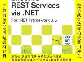 二手書博民逛書店Effective罕見Rest Services Via .netY256260 Kenn Scribner