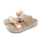 Grünland  拖鞋 粉紅色 厚底 編織 女鞋 CI1545-CIPRIA no042